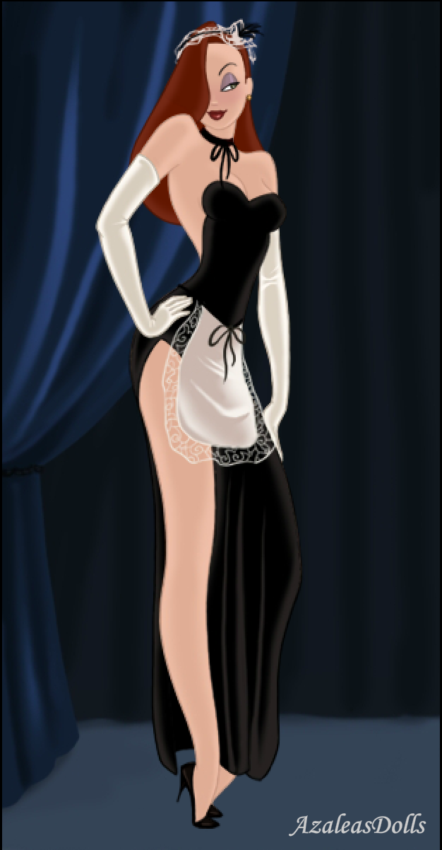 Jessica Rabbit As Babette Version 2 By Chumley12 On Deviantart