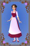 CatCF: Samantha's Waitress Outfit