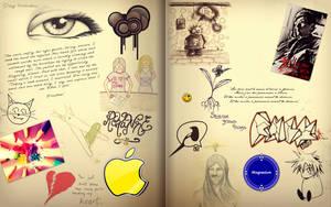 VirtualMoleskine Project p.1 by pica-ae
