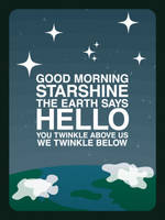 Good Morning Starshine by pica-ae