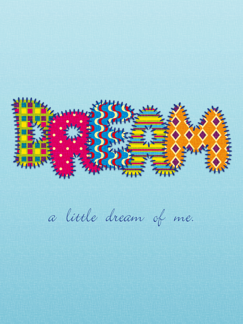 DREAM a little dream of me. by pica-ae