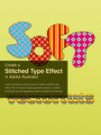 Create a Stitched Type Effect