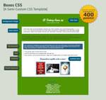 Semi-Custom Boxes CSS
