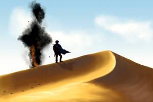 Prequel - Desert by pica-ae