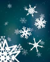 Snowfall by pica-ae