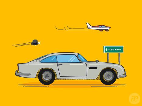 Martin. Aston Martin.