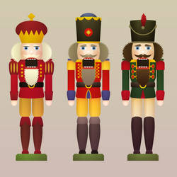 Nutcracker Royalty