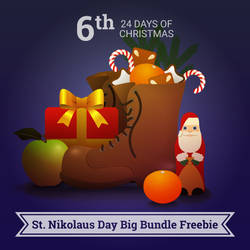24 Days of Christmas - St. Nikolaus Day Bundle