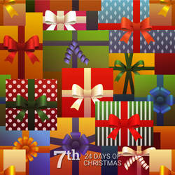 Whole lotta gifts by pica-ae