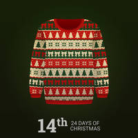 Ugly Sweater Time - Free Sweater Type Alphabet