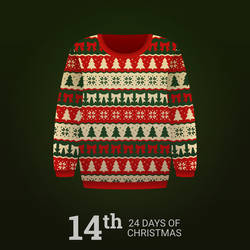 Ugly Sweater Time - Free Sweater Type Alphabet by pica-ae