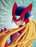 Megaman Zero by DiegoBernardo