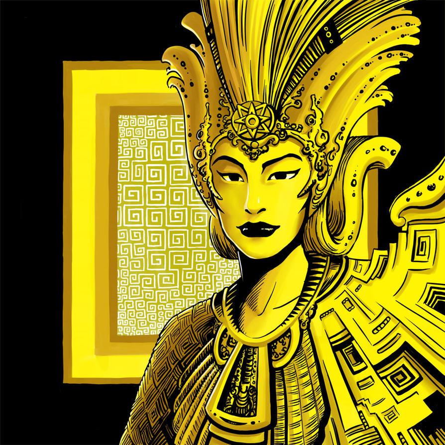Aztec Summer by DiegoBernardo