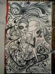 Doodles 1. Borning new universe