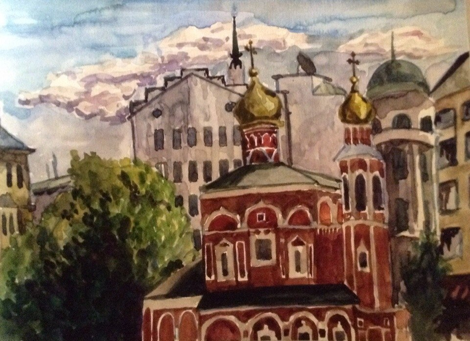 Kitai-gorod by KassyDragonfly