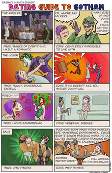 Dating Guide to Gotham