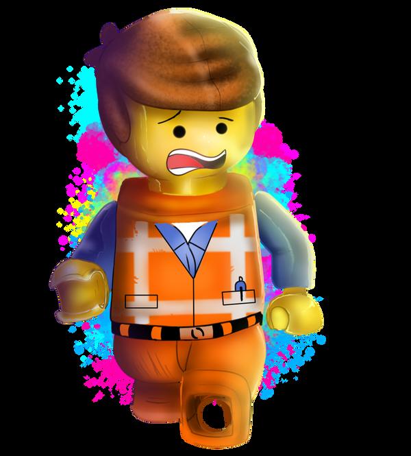 emmet lego movie by lilredgummie on deviantart rh deviantart com The LEGO Movie the Essential Guide Movie Clip Art