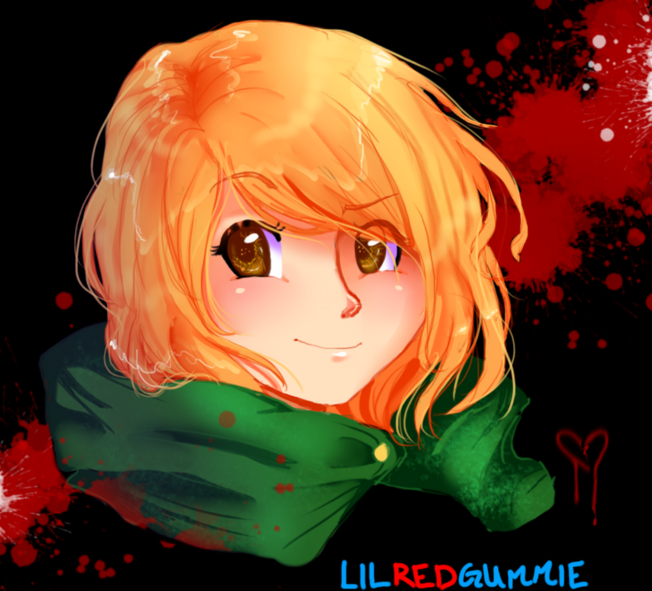 Petra Ral: Petra RAL By LilRedGummie On DeviantArt
