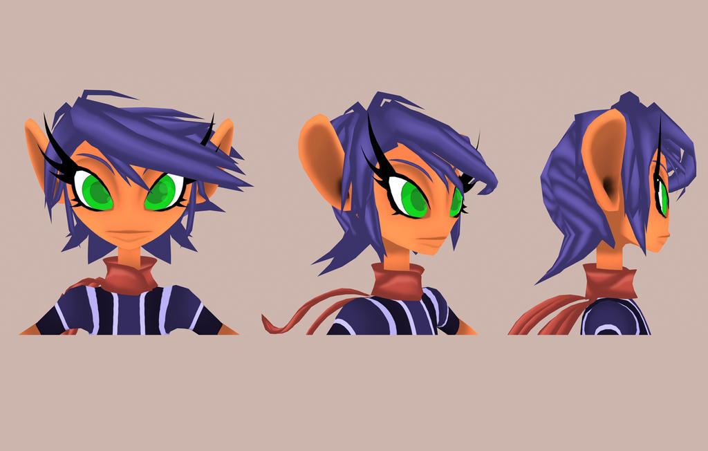 Tetra WIP 2 by TheRedOcelot