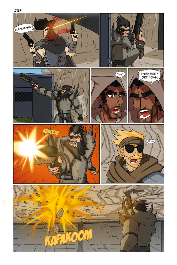 Guncophony Page 031 by TheRedOcelot