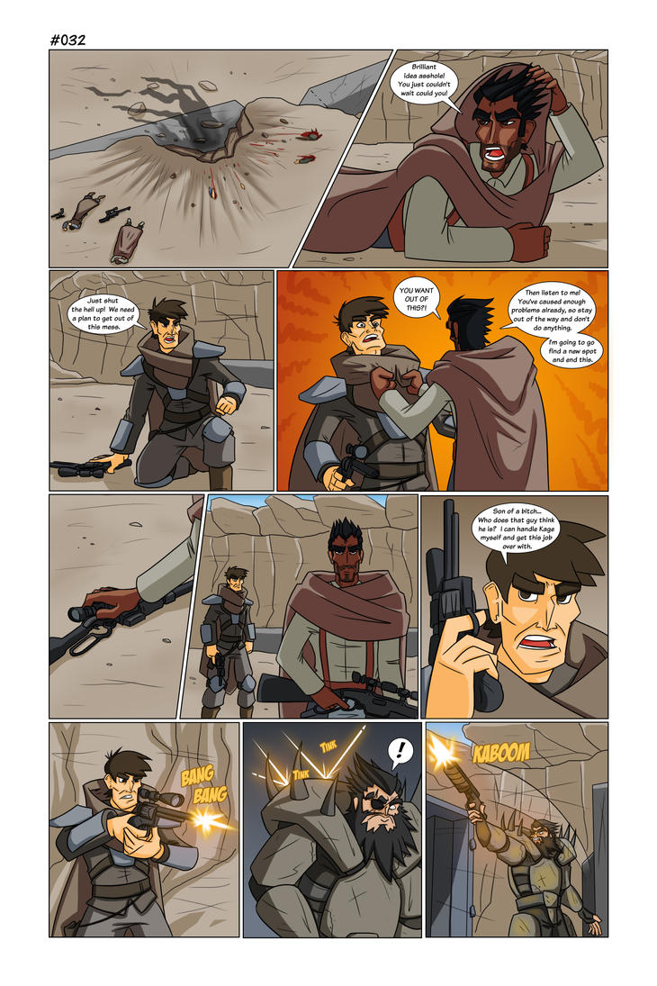 Guncophony Page 032 by TheRedOcelot