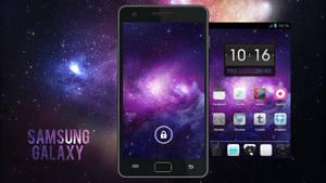 Samsung Galaxy by pethey