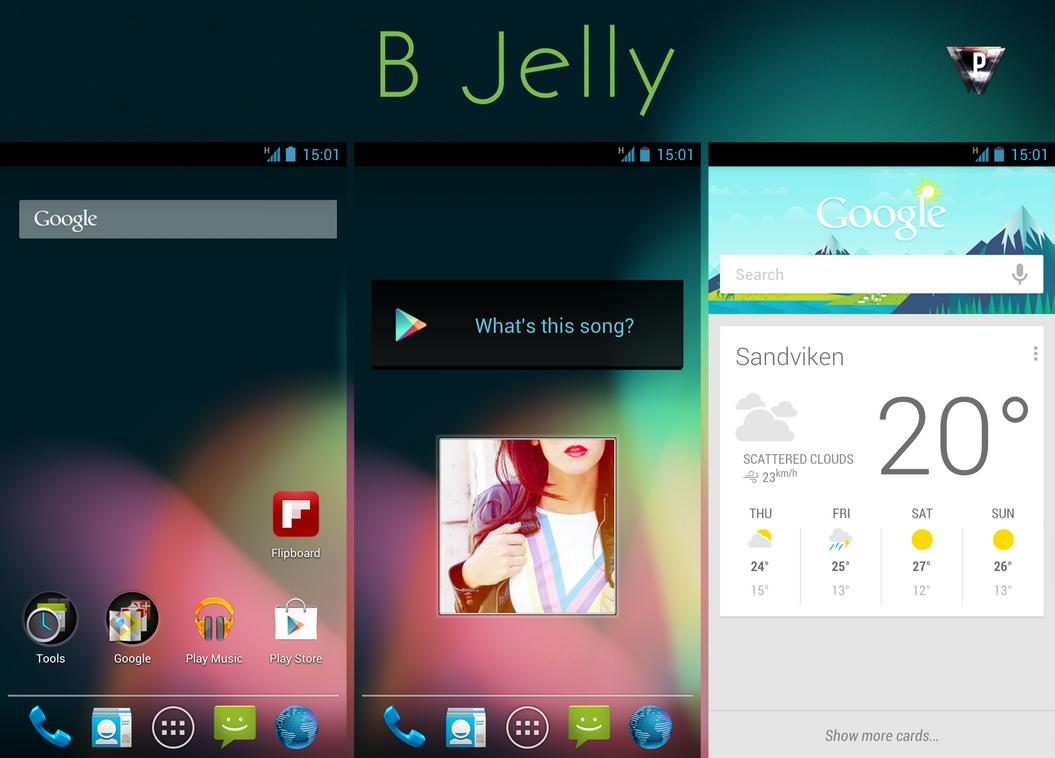 B Jelly by pethey