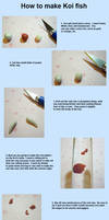 Koi Tutorial from Polymer Clay 1/3