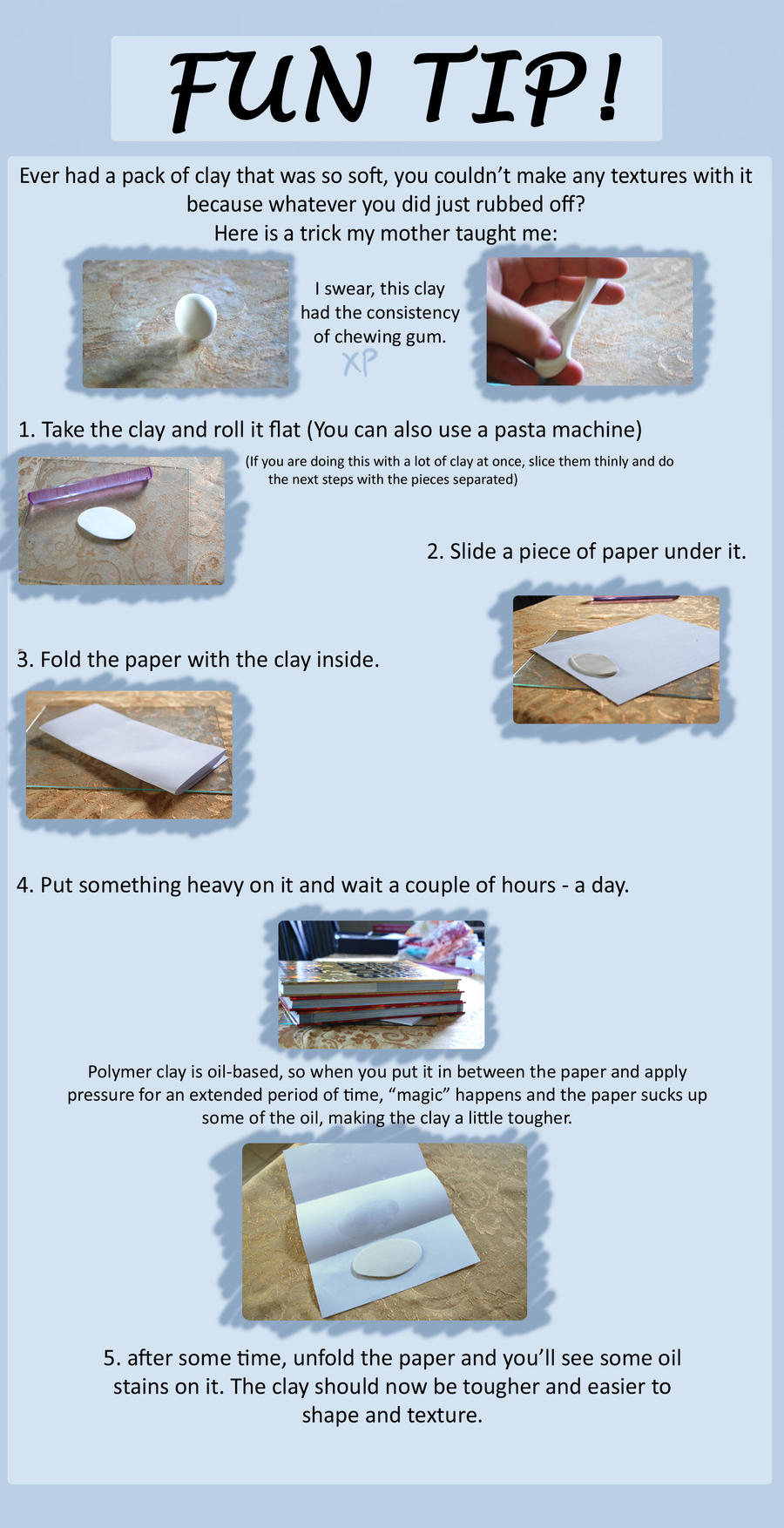 Fun Tip Friday #5 by SmallCreationsByMel