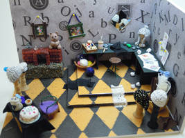 Mad Hatter's Workroom (FINISHED) by SmallCreationsByMel