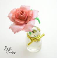 Pretty Little Rose by SmallCreationsByMel