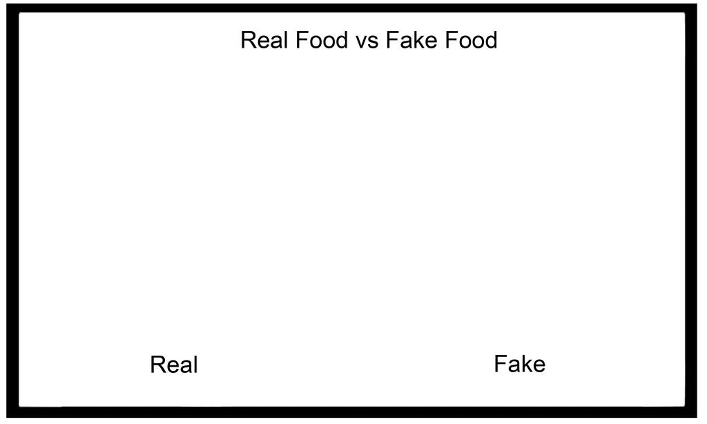 real vs fake meme template by smallcreationsbymel on deviantart. Black Bedroom Furniture Sets. Home Design Ideas