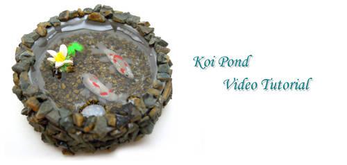 Koi Pond Video Tutorial