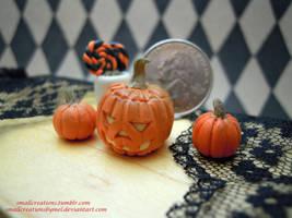 Pumpkins! by SmallCreationsByMel
