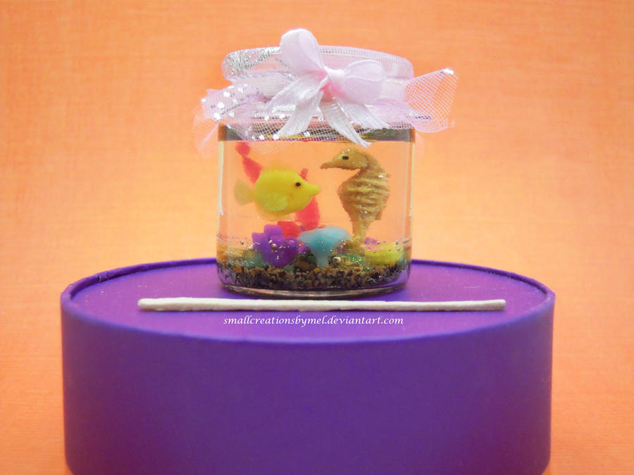 Aquarium by SmallCreationsByMel