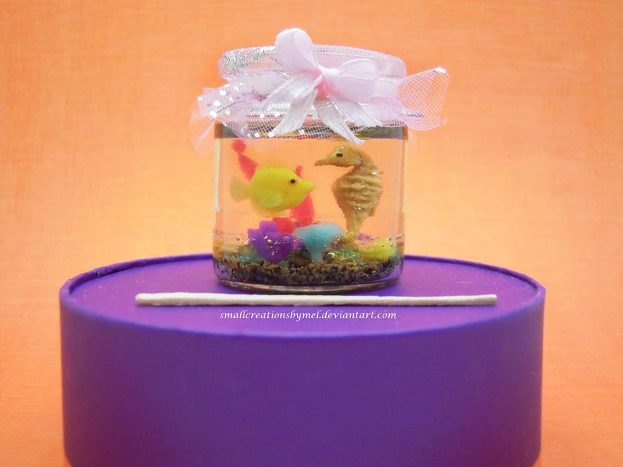 Aquarium by SmallCreationsByMel
