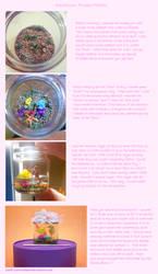 Aquarium Process by SmallCreationsByMel