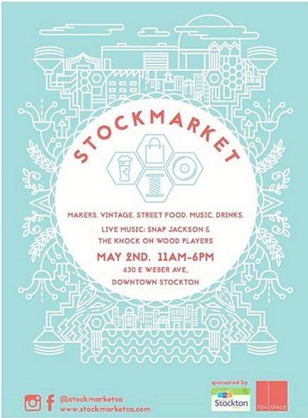 StockMarket Craft Fair Announcement by SmallCreationsByMel
