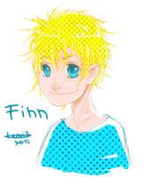 Finn by Leonifa