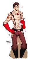 Red Medic TF2