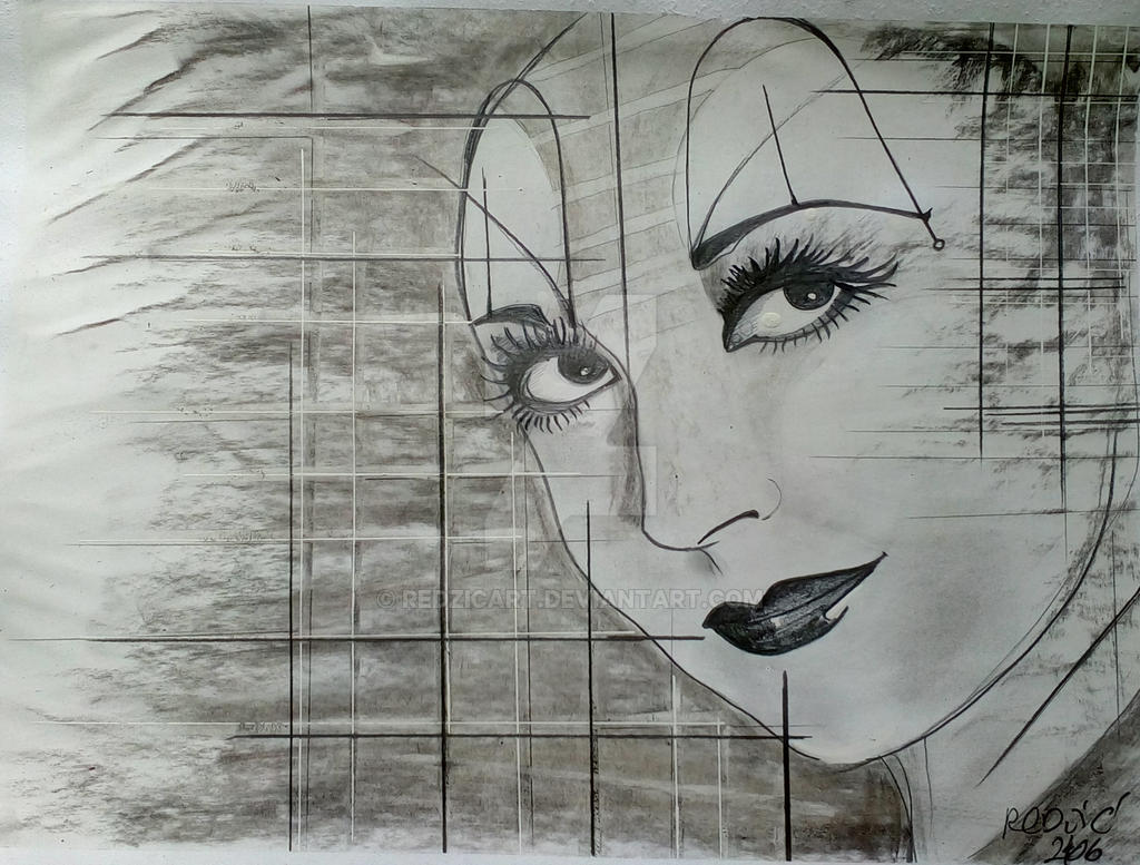 Alice White by RedzicArt