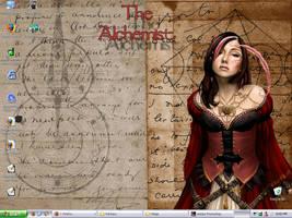The Alchemist by fox-wise