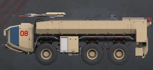 Firefight Truck: Side