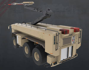 Firefight Truck: Action Back