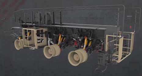 Firefight Truck: Chasiss