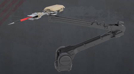 Firefight Truck: Arm