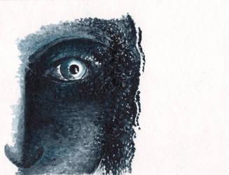 Regard bleu by ELFrance
