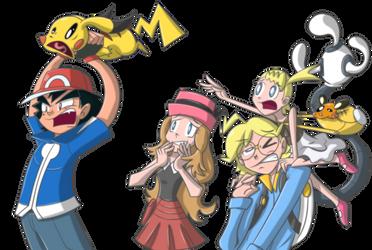 Pokemon XY [Derp Concept]