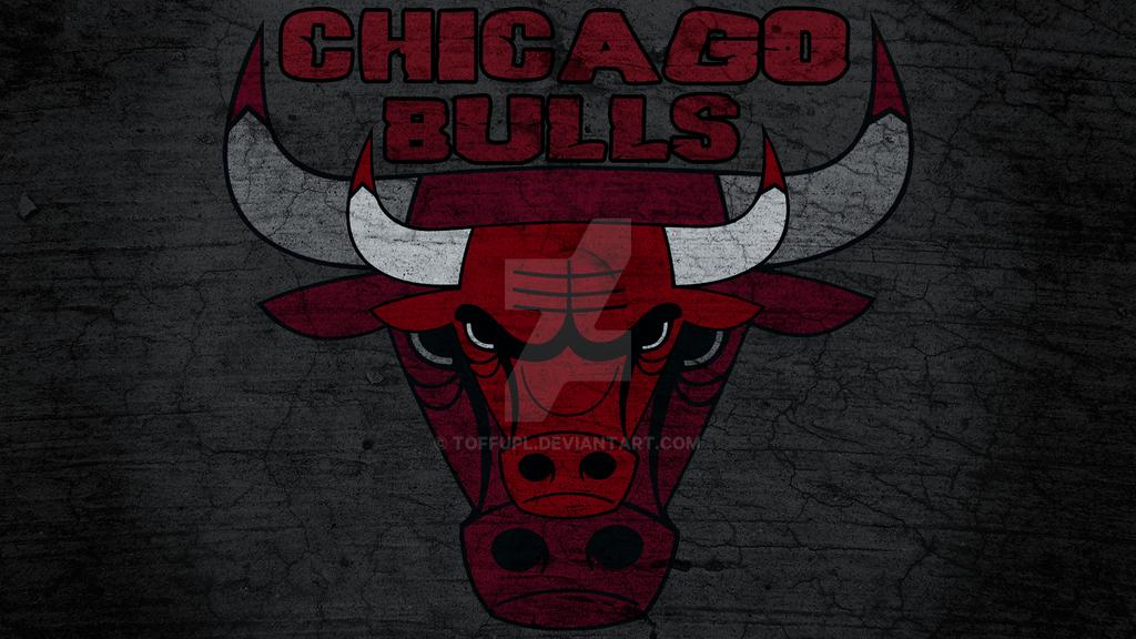 chicago bulls wallpaper nba by toffupl on deviantart
