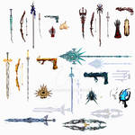 Weapon Designs